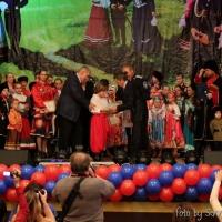 Детский Казачий фестиваль'Лейся,казачья песня' 2013.11. 26-12.01 TimoTi Sannikov: concert tour in Moscow, Russia
