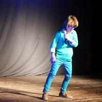 2014.01.29  TIMOTI SANNIKOV:concert with Nati Gale and Anna Reznikova,Mizpe-Ramon,Israel