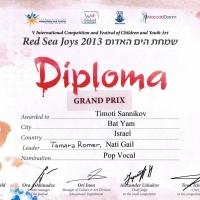 13.04.25 diplom Grand Prix Международного фестиваля