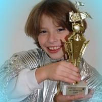 1 place 'pop-vocal' festival 'Hanuka in Ariel', december 2011