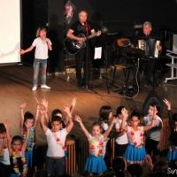 13.05.27 Сoncert 'Songs of Ofra Haza'  with Amos Barzel, Shloma Shavit, Raanana, Israel