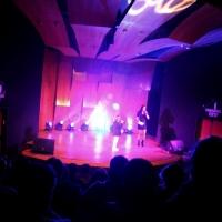 2013.02. 28 Denis & Alika & TimoTi Sannikov :break-dance & sax & singing & entertainer, dance studio VIZAVI