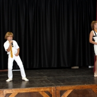 Оранжевый галстук. Конкурсная программа.Международный фестиваль 'Северная радуга' -2012 (г. Цфат, Израиль),   Первое место в категории 'поп-вокал'