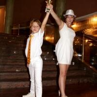 Первое место в категории 'поп-вокал' . Международный фестиваль 'Северная радуга' -2012 (г. Цфат, Израиль),